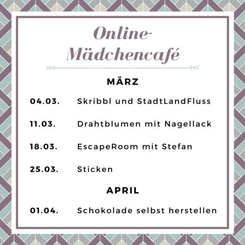 Online-MäCa März-Apr